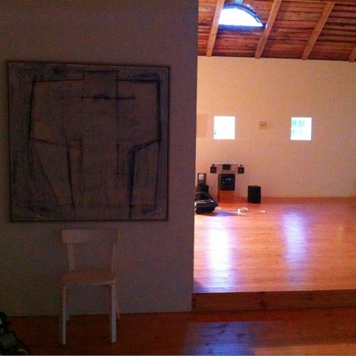 Galleria Conrad - Tyrnävä - galleria sisältä